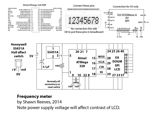 512px Frequency meter Arduino on a board frequency meter shawnreeveswiki simple wiring diagram frequency meter at n-0.co