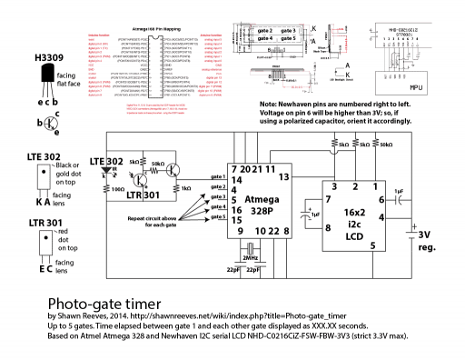 512px Photo gate timer Arduino ltr301 lte302 wiring diagram,lte \u2022 woorishop co  at gsmportal.co